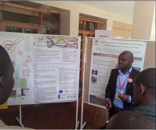 Reversing land degradation in Africa by scaling-up evergreen agriculture