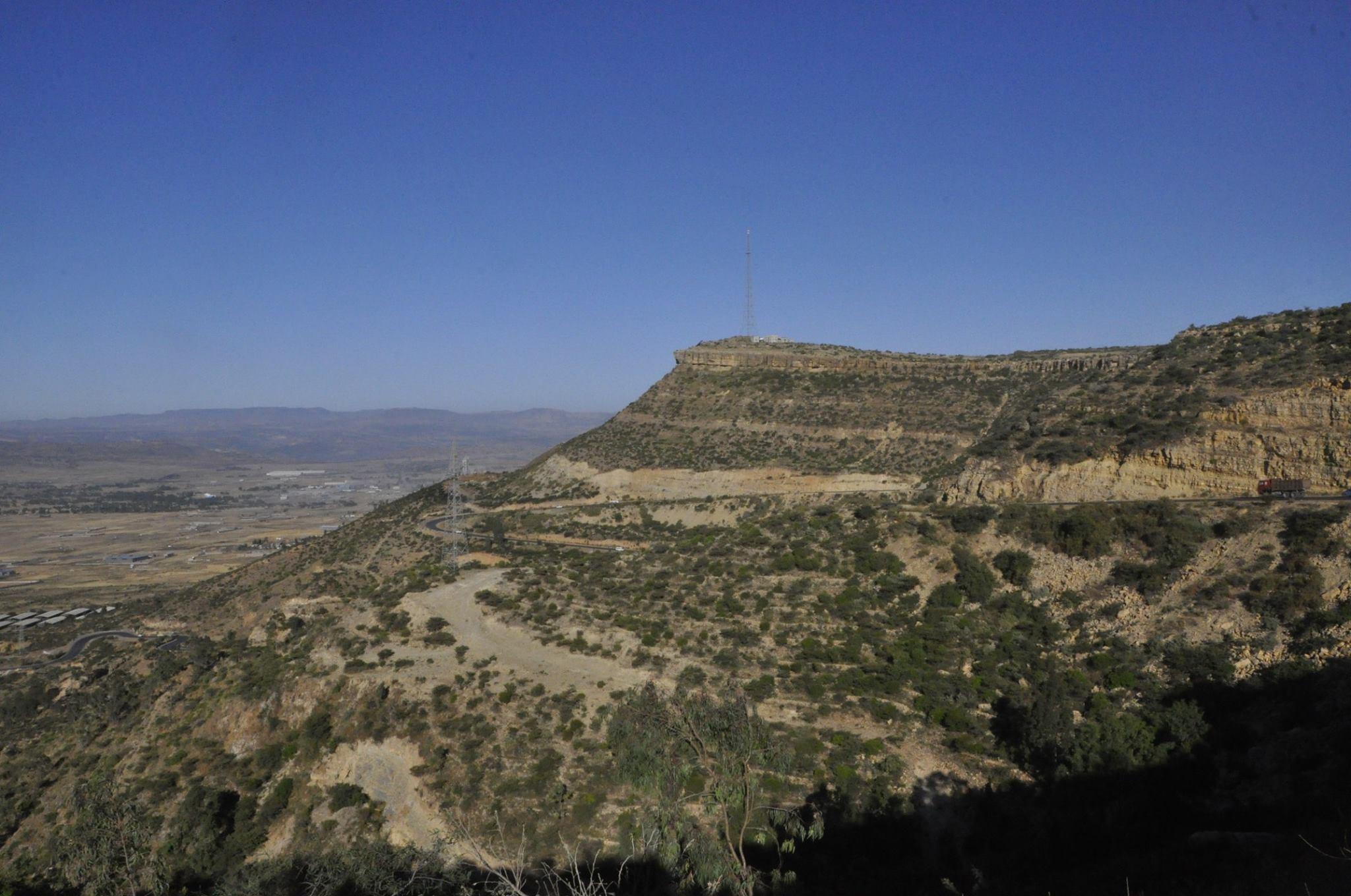 Land restoration is a strategic investment in Ethiopia