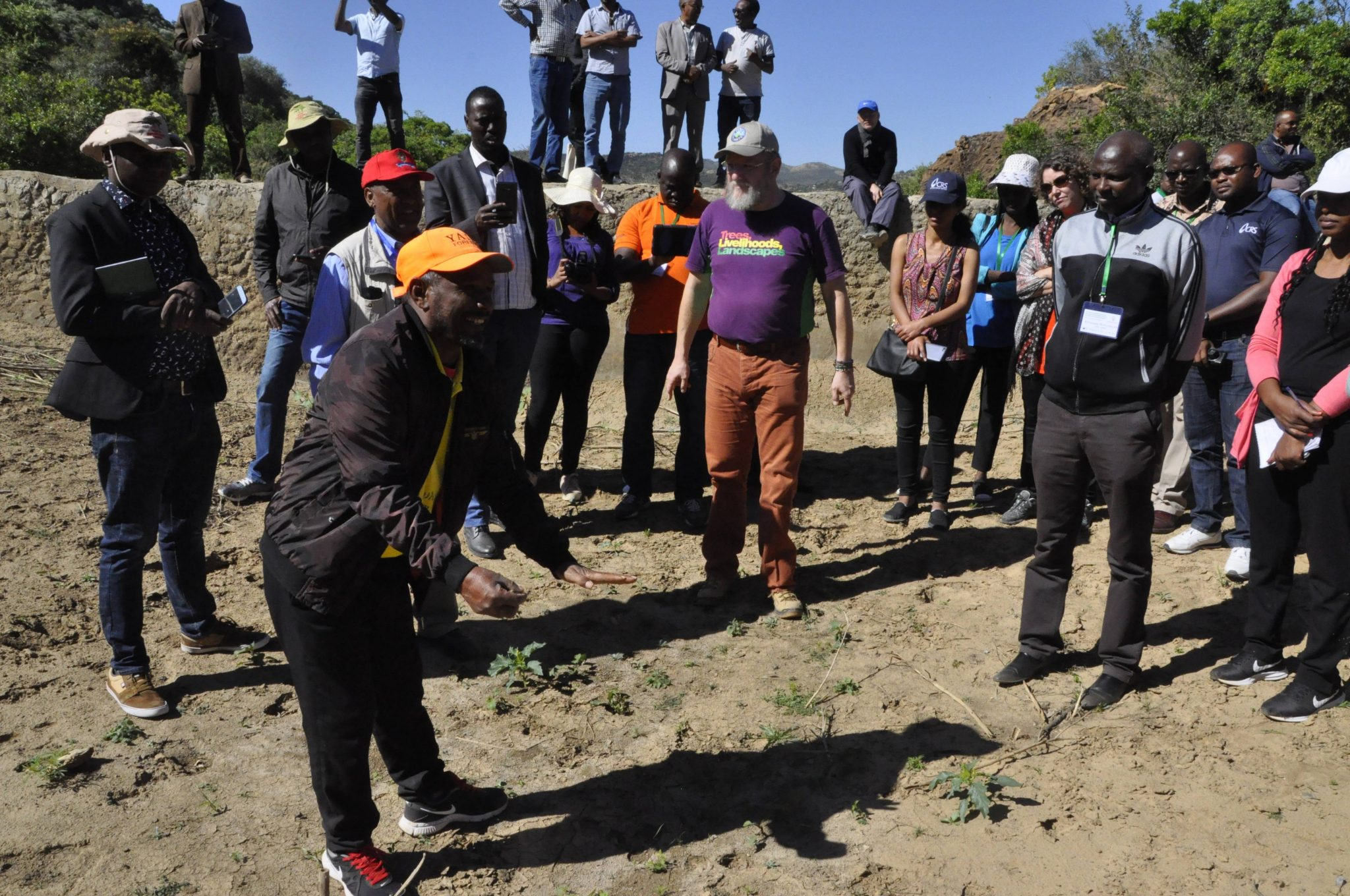 Land restoration is a strategic investment in Ethiopia - Beating Famine