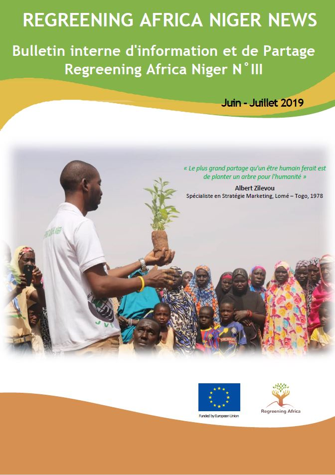 Regreening Africa Niger News III
