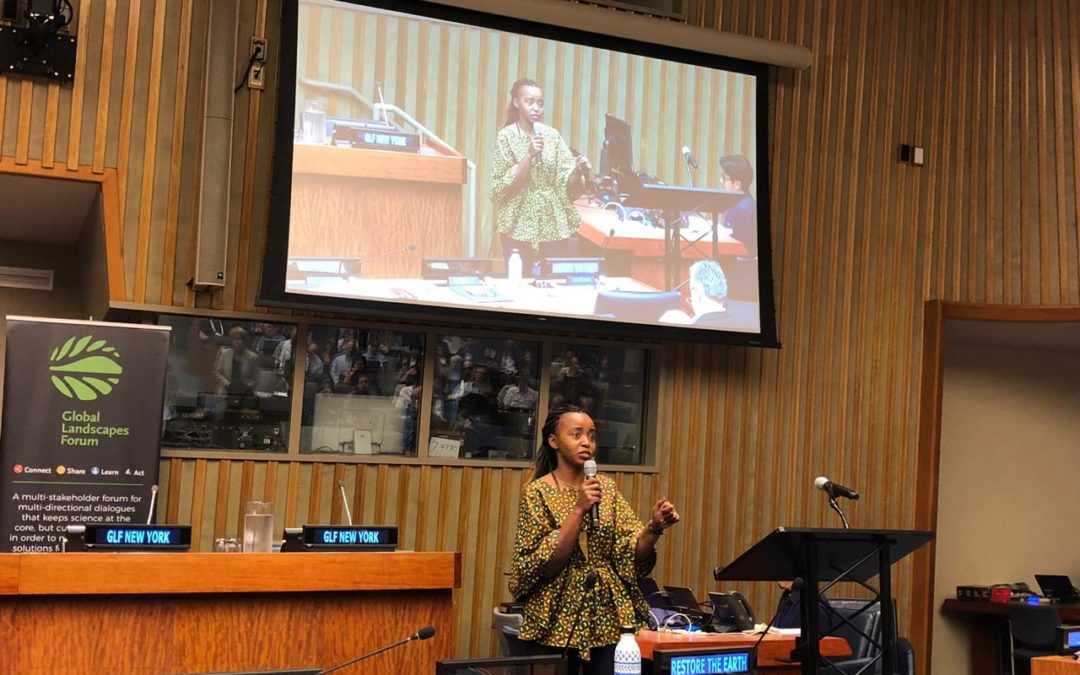 Global Landscapes Forum: UN Decade of Eco-restoration