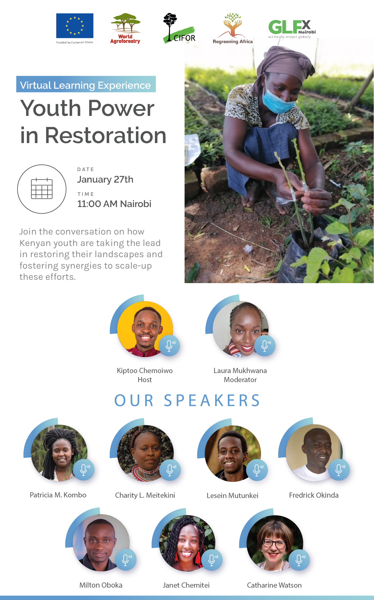 Youth Power in Restoration