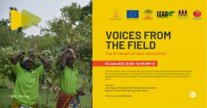 Restoring Africa's Drylands: Voices from the field @ Online