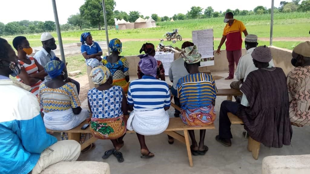 Gender-transformative pathways in the regreening landscapes of Ghana